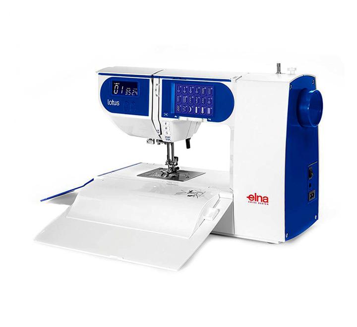 Máquina de coser Elna Lotus | Envío Gratis | ecostura.com