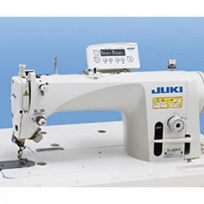 Máquina de coser industrial de pespunte con cortahilos. Juki ddl-9000b