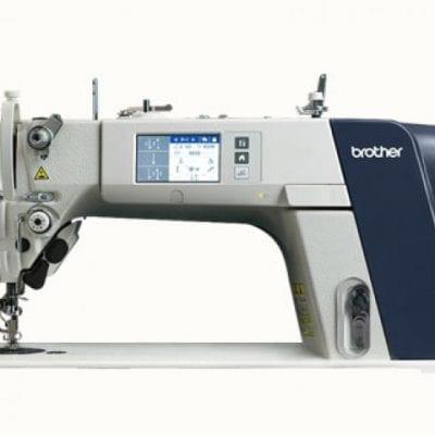 Máquina de coser industrial de puntada recta de una aguja brother nexio s-7300a/p