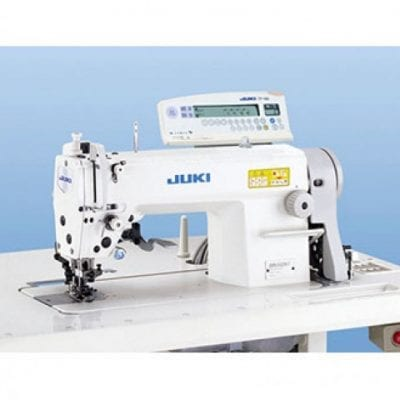 Máquina de coser industrial doble arrastre juki dmn-5420n-7wb