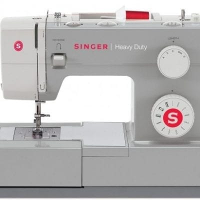 Maquina de coser singer heavy duty 4411