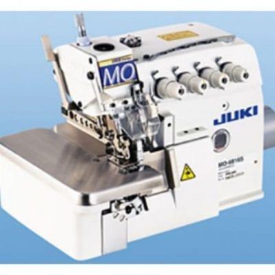 Maquina overloock de tres hilos juki mo-6804s