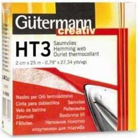 Gütermann HT3 2cmx25mts