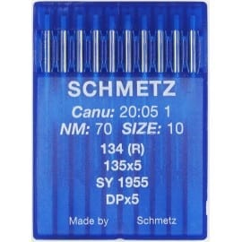 Schmetz 134 (R) 70/10