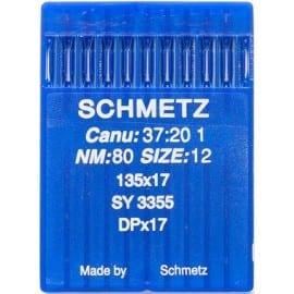 Schmetz 135x17 80/12