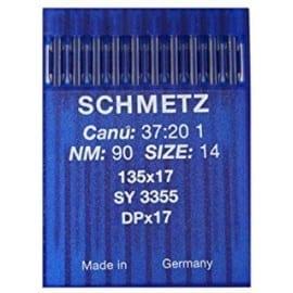 Schmetz 135x17 90/14