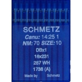 Schmetz 287 WH 70/10