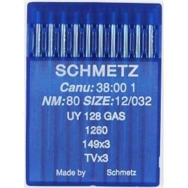 Schmetz UY 128 GAS 80/12
