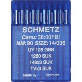 Schmetz UY 128 GAS 90/14 SUK