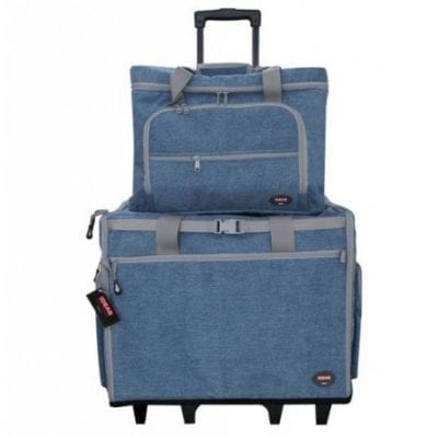 KIT Trolley Azul