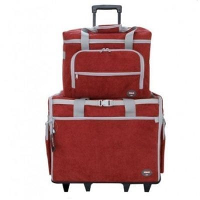 KIT Trolley Rojo