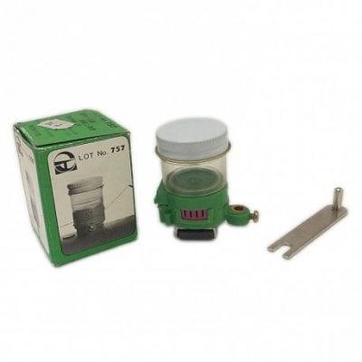 Lubrificador de silicona con imán
