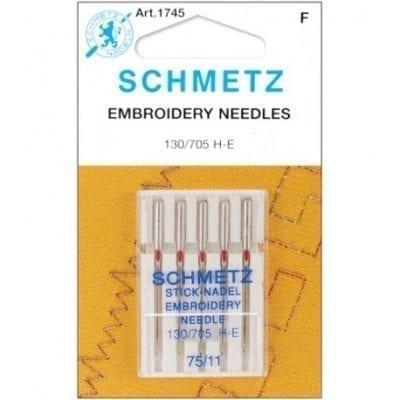 Schmetz 130/705 H-E 75/11