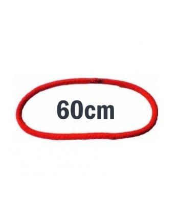 Correa elástica bajo banco 60cm
